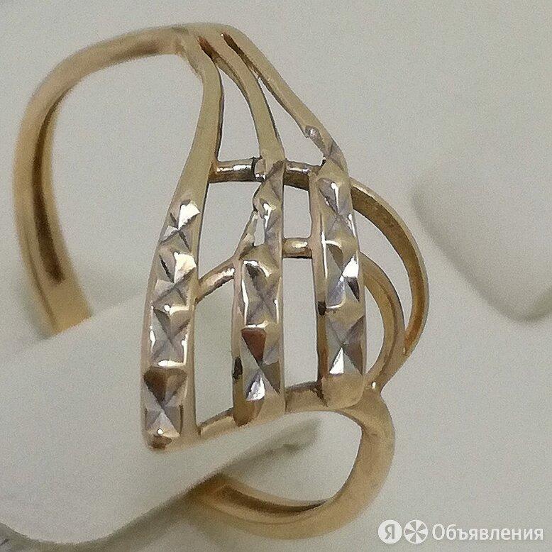 кольцо / размер 17,5 / 1,29г / золото 585 по цене 3869₽ - Комплекты, фото 0