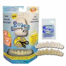 Полоскание и уход за полостью рта - Виниры для зубов Instant Smile, 0