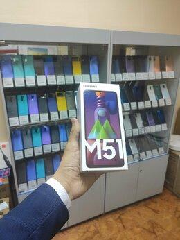 Мобильные телефоны - Samsung M51 6/128, 0