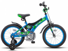 """Велосипеды - Велосипед детский STELS Jet 16"""" Z010, 0"""