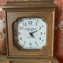 Часы настольные и каминные - Настольные часы Hoff, 0