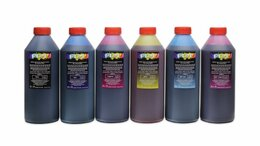 Чернила, тонеры, фотобарабаны - Чернила для Epson РДМ E1W комплект 6 цветов по…, 0