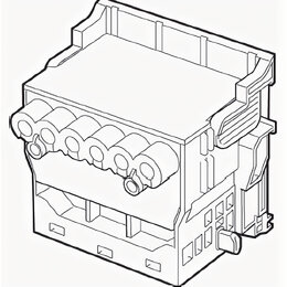 Комплектующие для плоттеров - Canon печатающая голова BC-1450, 0