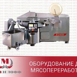 Прочее оборудование - Куттер вакуумный K+G-Wetter VCM 200STL , 0