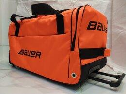 Дорожные и спортивные сумки - Баул хоккейный на колесах спортивная сумка.…, 0