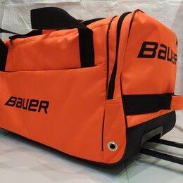 Дорожные и спортивные сумки - Баул хоккейный на колесах спортивная сумка. Доставка, 0