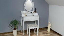 Столы и столики - Туалетный столик с зеркалом, модель 2781, 0