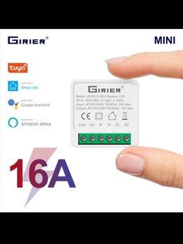 Системы Умный дом -  Smart Mini DIY WiFi реле 16А, 0