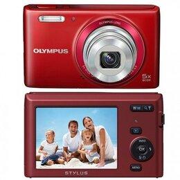 Фотоаппараты - Новый Фотоаппарат Olympus VG-180 Red 16MП, 0