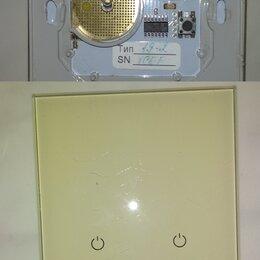 Системы Умный дом - Сенсорный выключатель, 0