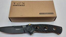 Ножи и мультитулы - Нож складной VN PRO TIGER-C K779T1, 0