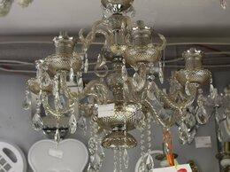 Люстры и потолочные светильники - Люстра хрустальная, 0