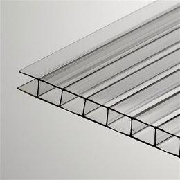 Поликарбонат - Поликарбонат 6мм прозрачный, 0