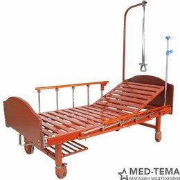 Оборудование и мебель для медучреждений - Кровать  E-17B ЛДСП в комплекте с матрасом…, 0