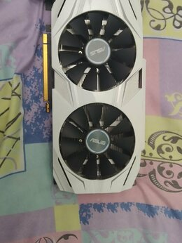 Видеокарты - Asus dual GeForce GTX 1070 OC 8GB OC, 0