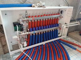 Ремонт и монтаж товаров - Монтаж отопления теплый пол, 0