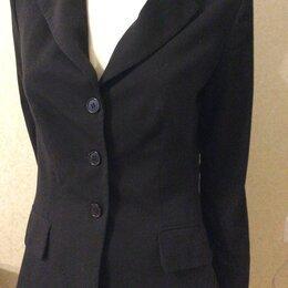 Комплекты и форма - Пиджак школьный.Размер44-46., 0
