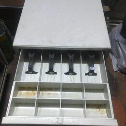 Торговое оборудование для касс - Денежный ящик Mercury, 0
