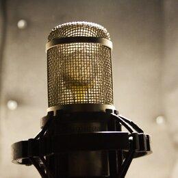 Оборудование для звукозаписывающих студий - Студия звукозаписи, 0