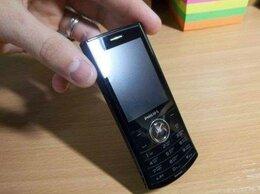 Мобильные телефоны - Новый Philips X503 Black (оригинал,2-сим,комплект), 0