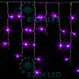 Уличное освещение - Уличная светодиодная Бахрома Rich LED…, 0