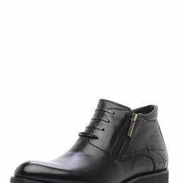 Ботинки - Новые кожаные ботинки Dino Ricci 45, 0