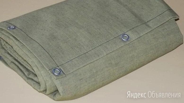 Тенты брезентовые  пошив на заказ по цене 420₽ - Тенты строительные, фото 0