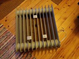 Обогреватели - Масляные радиаторы с терморегуляторами, 0