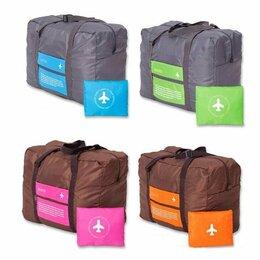Дорожные и спортивные сумки - Сумка дорожная складная - Полет, 0