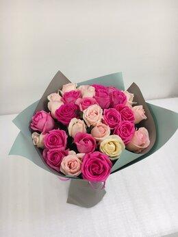 Цветы, букеты, композиции - Букет микс,19 роз,21 роз,31 роз,51 роз, 0