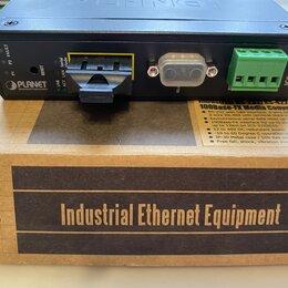 Прочее сетевое оборудование - Медиаконвертор Planet IP30, 0