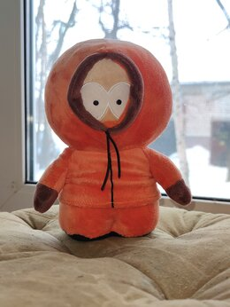 Мягкие игрушки - Мягкая игрушка Кенни Южный Парк South Park, 0