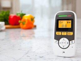 Радио- и видеоняни - Радионяня Motorola MBP161, 0