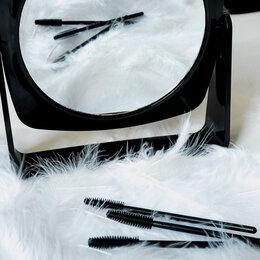 Аксессуары - Щёточки для ресниц силиконовые, 0