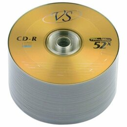 Диски - Диск CD-R 700 Mb 52x, 0