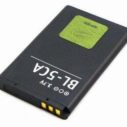 Аккумуляторы - Аккумулятор Nokia BL-5CA 1110/1112/1200/1208/1680с, 0