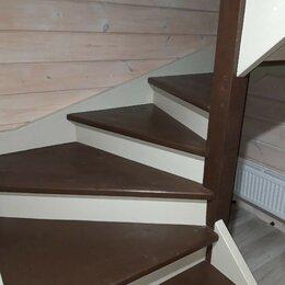 Лестницы и элементы лестниц - плотницкие работы, 0