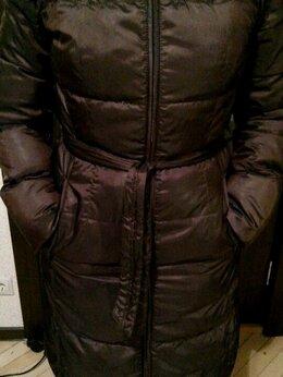 Пуховики - Зимнее пальто(пуховик) в отличном состоянии, 0