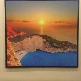 Картины, постеры, гобелены, панно - Картина  - постер крупноформатная , высоко пиксельная печать на холсте, 0