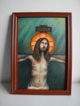Картины, постеры, гобелены, панно - Картина Распятие Христа, 0