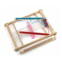 Развивающие игрушки - Ткацкий станок в коробке Размер 300*400*20мм VIGA VG58392, 0