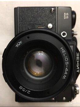 Пленочные фотоаппараты - Фотоаппарат Зенит 11, 0