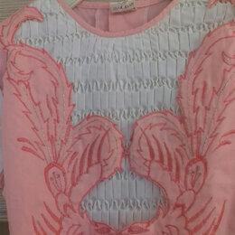 Платья и сарафаны - Новое платье для девочки на рост 129 - 134, 0