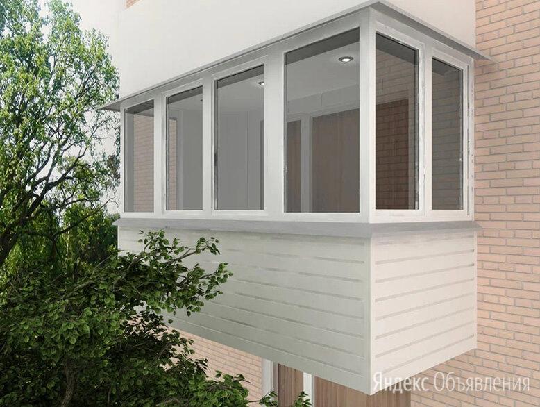 Остекление балконов  - Архитектура, строительство и ремонт, фото 0