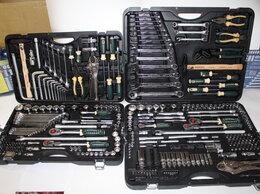 Торцевые головки и ключи - Набор инструментов Форс 180, 142 профес, новый, 0