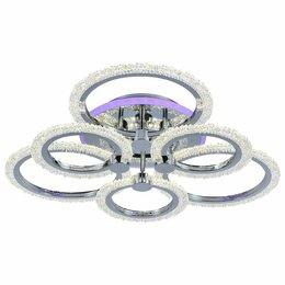 Люстры и потолочные светильники - Светодиодная люстра от производителя (№107), 0