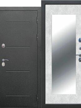 Входные двери - Входная дверь DOMINANTA бетон снежный бетон серый, 0