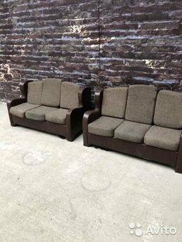 Мебель для учреждений - Диваны 9шт, 0