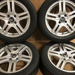 Шины, диски и комплектующие - R16 колеса Michelin Energy Saver + диски, 0