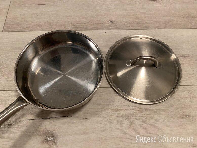 Сковорода с крышкой по цене 1200₽ - Сковороды и сотейники, фото 0